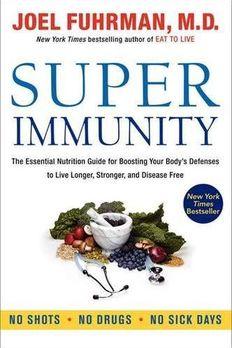 Super Immunity book cover