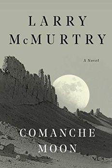 Comanche Moon book cover