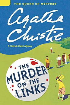 The Murder on the Links book cover