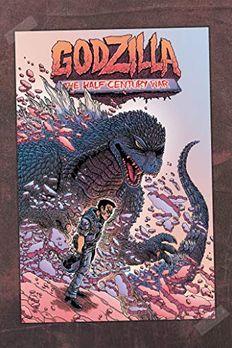 Godzilla book cover
