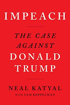 Impeach book cover