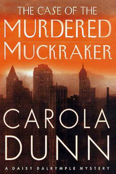 The Case of the Murdered Muckraker book cover