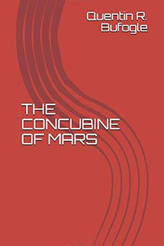 THE CONCUBINE OF MARS book cover