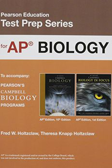 Preparing for the Biology AP* Exam book cover