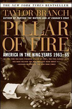 Pillar of Fire  book cover