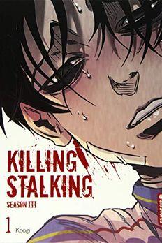 Killing Stalking. Season 3, Vol 1 book cover