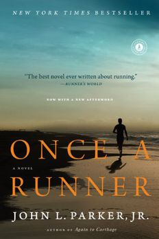 Once a Runner book cover