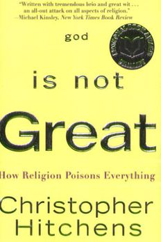 God Is Not Great book cover
