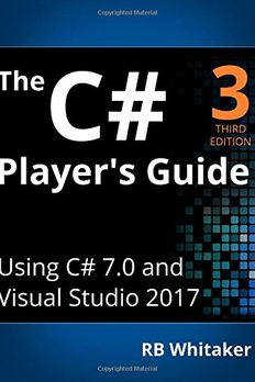 The C# Player's Guide book cover