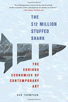 The $12 Million Stuffed Shark book cover