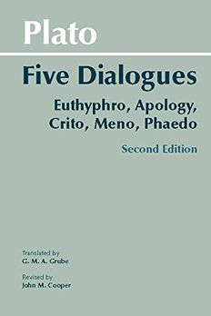 Five Dialogues book cover