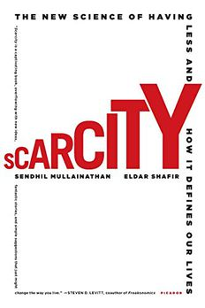 Scarcity book cover