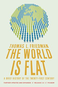 The World Is Flat 3.0 book cover