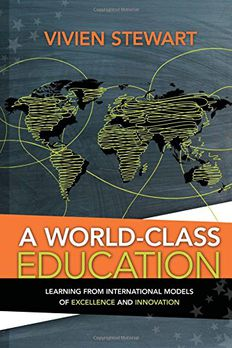 A World-Class Education book cover