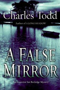 A False Mirror book cover