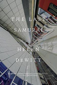 The Last Samurai book cover