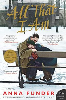 All That I Am book cover