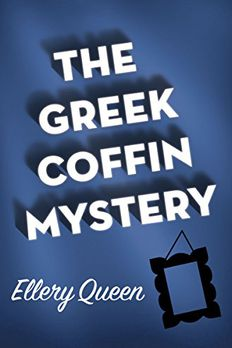 The Greek Coffin Mystery book cover