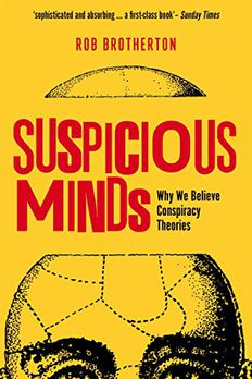 Suspicious Minds book cover