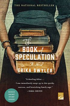 The Book of Speculation book cover