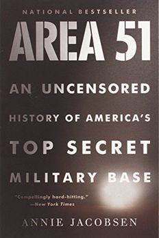 Area 51 book cover