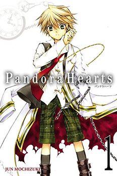 Pandora Hearts, Volume 1 book cover