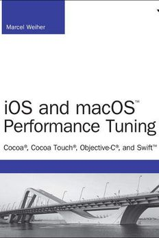 iOS and macOS Performance Tuning book cover