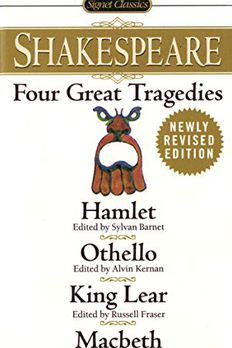 Four Great Tragedies book cover