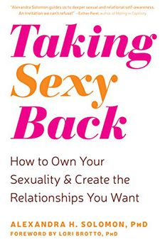 Taking Sexy Back book cover