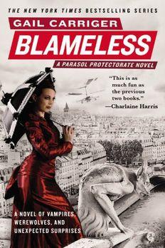 Blameless book cover