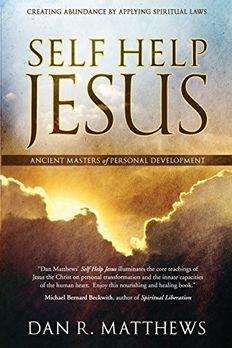 Self Help Jesus book cover