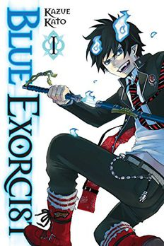 Blue Exorcist, Vol. 1 book cover