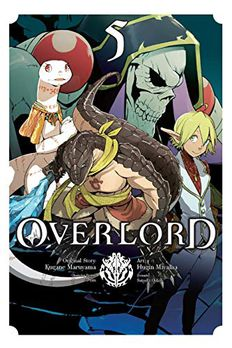 Overlord Manga, Vol. 5 book cover