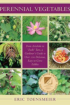 Perennial Vegetables book cover
