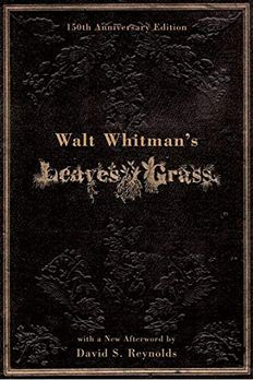 Walt Whitman's Leaves of Grass book cover