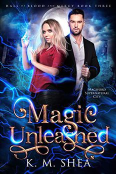 Magic Unleashed book cover