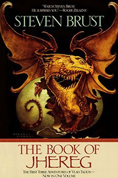The Book of Jhereg book cover