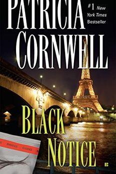 Black Notice book cover