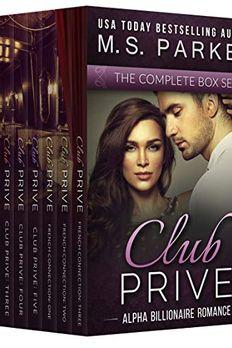Club Prive Complete Series Box Set book cover