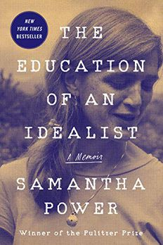 The Education of an Idealist book cover