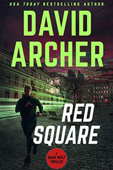 Red Square book cover