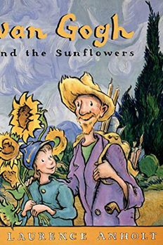 van Gogh and the Sunflowers book cover