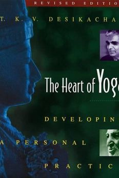 The Heart of Yoga book cover
