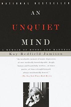 An Unquiet Mind book cover