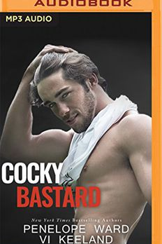 Cocky Bastard book cover