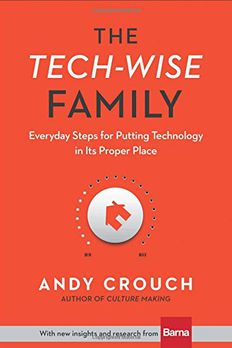 The Tech-Wise Family book cover