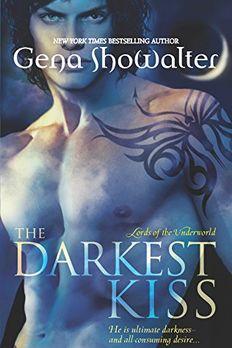 The Darkest Kiss book cover