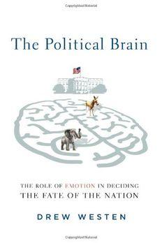 The Political Brain book cover