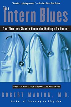 The Intern Blues book cover