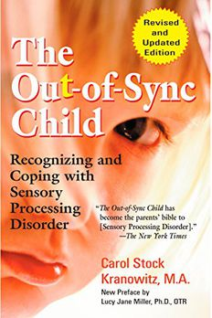 The Out-of-Sync Child book cover